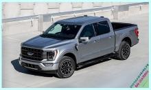 Top 10 mẫu xe ô tô và xe bán tải 'ăn khách' nhất năm 2020