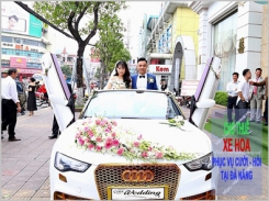 WEDDING CAR RENTAL SERVICE