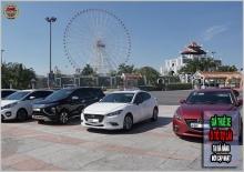 Bảng giá cho thuê xe ô tô tự lái Đà Nẵng loại 4 chỗ mới cập nhật