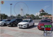 Công bố giá thuê xe ô tô tự lái du lịch Đà Nẵng - Hội An